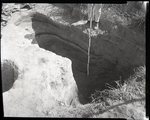 Chucalissa Native American Mound Site (40SY1, Unit 5) - Shelby County, TN 1955.01.05/R2-F9