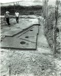 Chucalissa Native American Mound Site (40SY1, Unit 6) - Shelby County, TN 40SY1-6/R9-F6