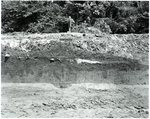 Chucalissa Native American Mound Site (40SY1, Unit 6) - Shelby County, TN 40SY1-6/R9-F35
