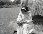 Choctaw Basket Weaving