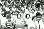 Audience at NAACP Annual Convention