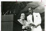 Award Recipient at NAACP Annual Convention