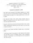 Introduction of Dr. Benjamin Hooks at Hubert H. Humphrey Civil Rights Award Dinner, Washington D.C.