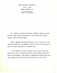 Hubert Humphrey III, Attorney General of Minnesota, Address to NAACP National Convention, Baltimore, Maryland