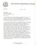 Jerry M. Guess, Letter to the Wall Street Journal, Baltimore, Maryland