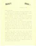 Dr. Benjamin Hooks, Letter to the Sun Regarding a Recent Editorial