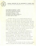 Dr. Benjamin Hooks, Announce on the Association's Policy that Stresses the Need for Undivided Black Political Participation in the 1984 Presidential Election, Brooklyn, New York