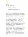 Memorandum to Dr. Benjamin Hooks on the Decision in NAACP Boston Chapter v. Jack Kemp, Secretary of the U.s. Housing and Urban Development