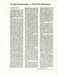 Newspaper Article, Michael A. Lawrence,