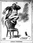 Cartoon from the Commercial Appeal, August 18, 1920