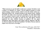 """Quote from """"Recollection of 92 Years"""""""