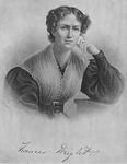 Engraving of Frances Wright