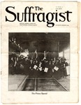 """Special edition of """"The Suffragist,"""" """"The Prison Special"""""""
