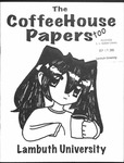 The Coffeehouse Papers Too, Lambuth University