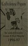 Coffeehouse Papers, The Lambuth University Literary & Visual Magazine, 1996-97