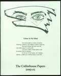 The Coffeehouse Papers, 1990-91