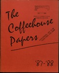 The Coffeehouse Papers, '87-'88