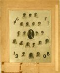 Memphis Conference Female Institute senior class, 1908