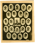 Memphis Conference Female Institute senior class, 1910