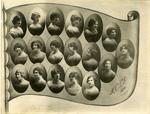 Memphis Conference Female Institute senior class, 1914