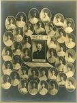 Memphis Conference Female Institute senior class, 1905