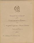 Memphis Conference Female Institute commencement program, 1904