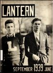 The Lantern yearbook, 1939