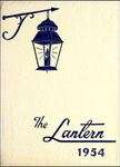 The Lantern yearbook, 1954