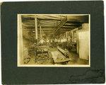 C. Wessendorf metal work shop, Memphis