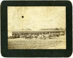 Railroad sheds, Humboldt, Tennessee