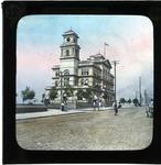 Customs House, Memphis, circa 1890