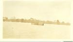 Flooded building, Memphis, 1927