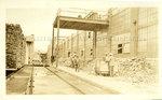 Lumber yard, Memphis, 1927