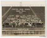 Central High School, Memphis, senior class, 1941