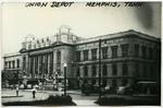 Memphis Union Station, circa 1940