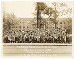 Memphis Technical High School senior class, 1939