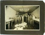 Cotton classing room, Memphis, circa 1930