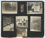 Adele Orgill album, circa 1917