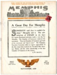 Memphis Chamber of Commerce Journal, November 1920