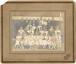Madison Heights School Eighth Grade class, Memphis, circa 1920