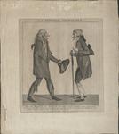 Jean Baptise Gautier, La Réponse Incroyable, 1797