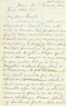 Capt. G.W. Gordon letter, 1862 June 30