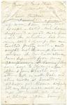 Capt. G.W. Gordon letter, 1862 March 17