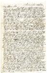 J.C. Baker letter, Tennessee?, 1862 November 12