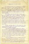 Brigadier-General William McComb memoir