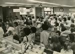 Memphis State University bookstore, 1974