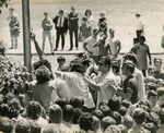 Kent State protest at Memphis State University, 1970
