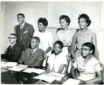 Memphis State Eight, Memphis State University, 1959