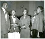 Memphis State College integration suit, 1955