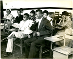 Memphis State College integration attempt thwarted, 1954